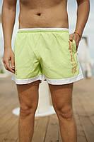 Мужские шорты пляжные с накатом в принт (44-50), фото 1