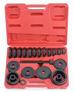 Набір з оправками для зняття колісних підшипників 4WD 24 пр. Force 924T1 F