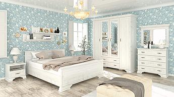 Спальня Ірис Mebelservice Комплект