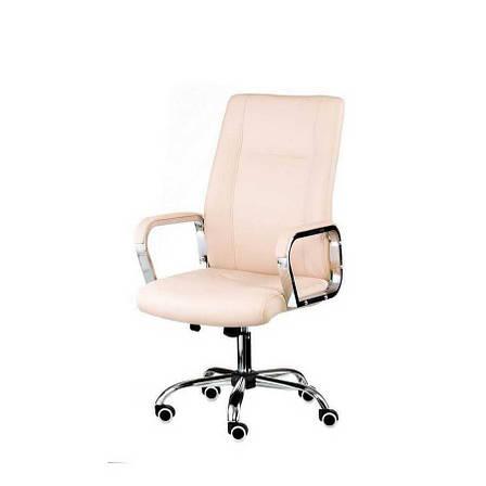 Кресло офисное Marblе bеigе Special4You, фото 2