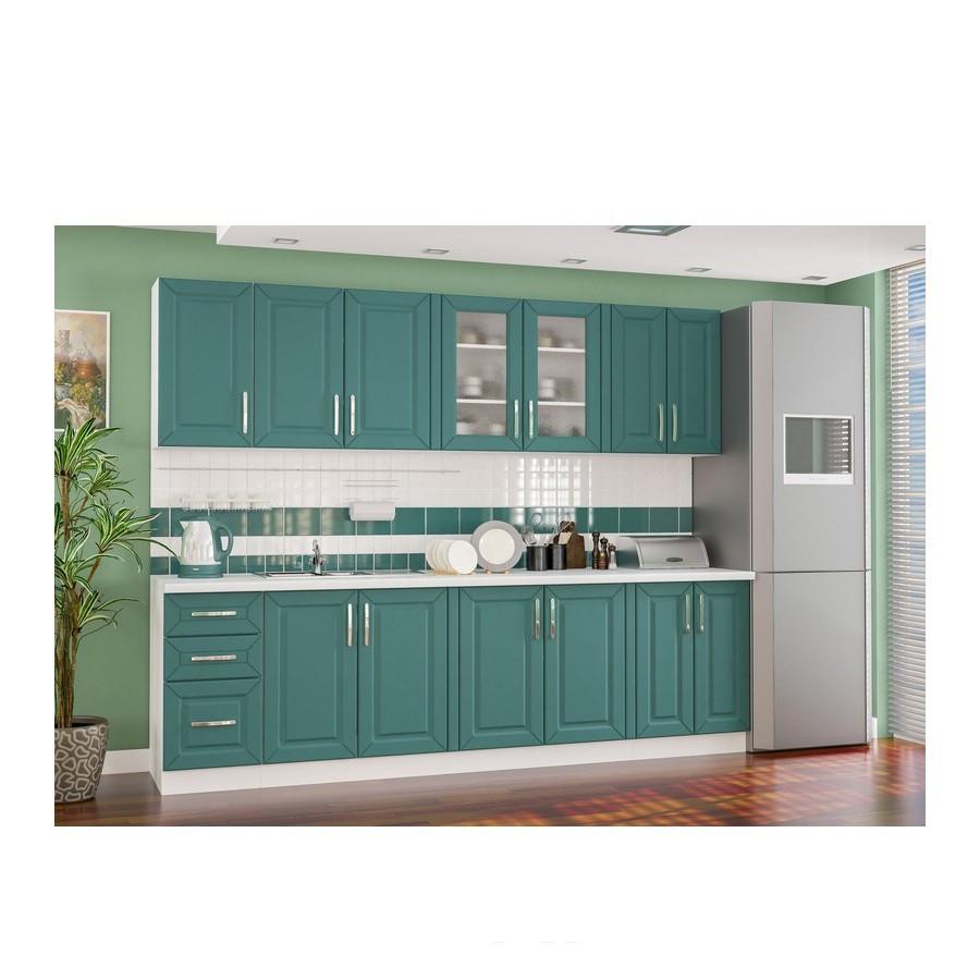 Гамма матовая (зеленый) Мебель-Сервис