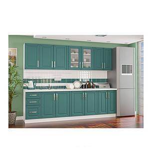 Гамма матовая (зеленый) Мебель-Сервис , фото 2