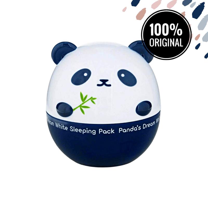 Відбілююча нічна крем-маска TONY MOLY panda's Dream White Sleeping Pack, 50 мл