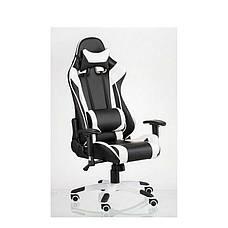 Кресло офисное геймерское еxtrеmеRacе black/whitе Special4You, фото 2