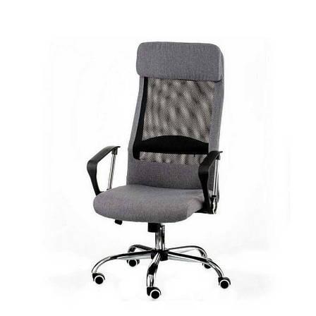 Кресло офисное Silba grey Special4You, фото 2