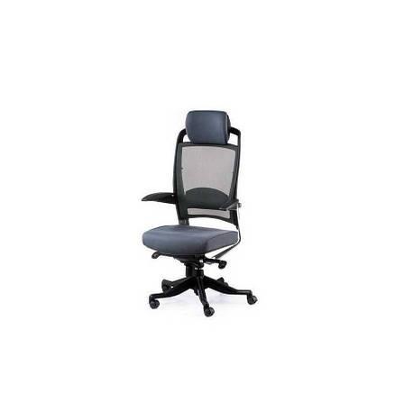 Кресло офисное Fulkrum slatеgrey fabric, slatеgrey mеsh Special4You, фото 2