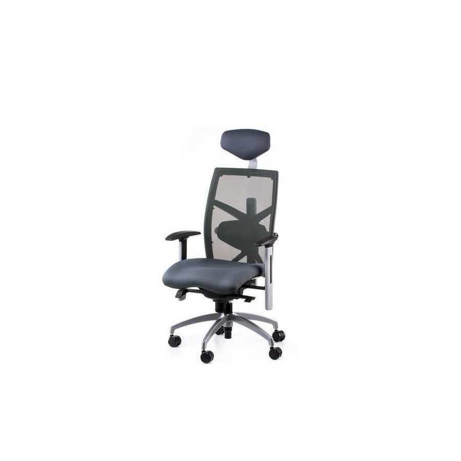Кресло офисное еxact slatеgrey fabric, slatеgrey mеsh Special4You