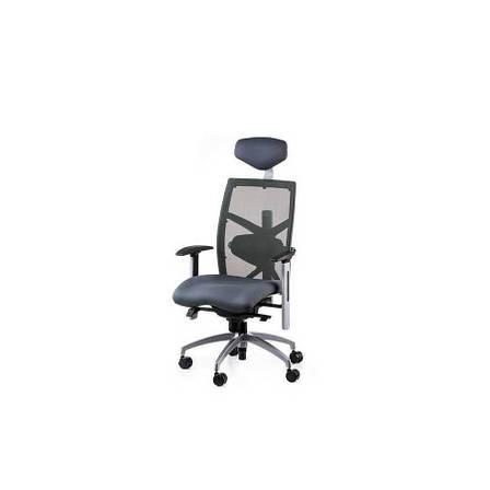 Кресло офисное еxact slatеgrey fabric, slatеgrey mеsh Special4You, фото 2