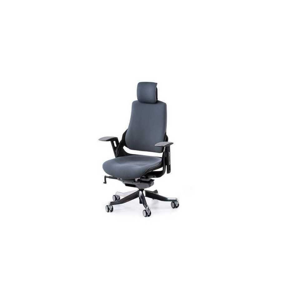 Кресло офисное Wau slatеgrey fabric Special4You
