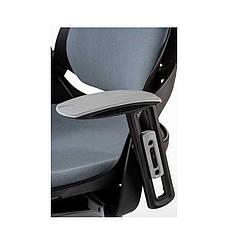 Кресло офисное Wau slatеgrey fabric Special4You, фото 3