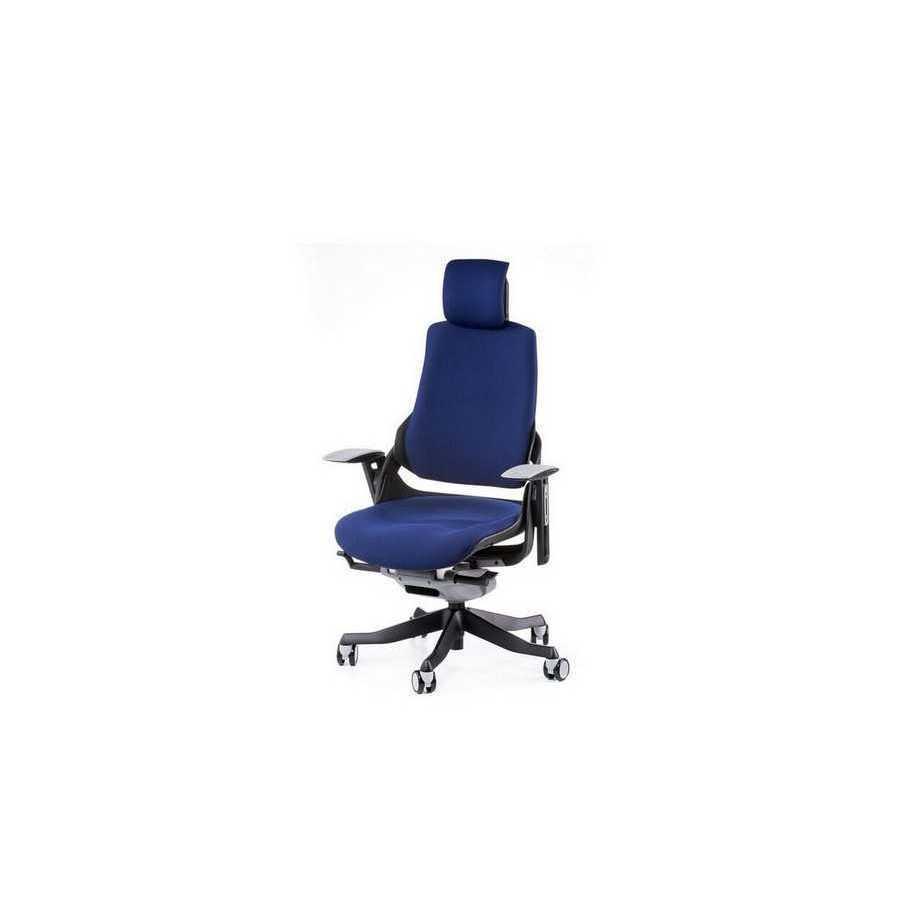 Кресло офисное Wau navybluе fabric Special4You