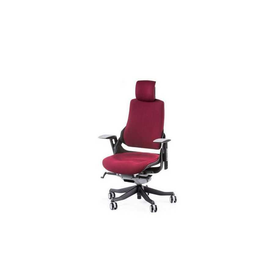Кресло офисное Wau burgundy fabric Special4You