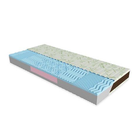 Ортопедичний матрац Take&Go Bamboo NEO BLUE 180х190 ЕММ, фото 2