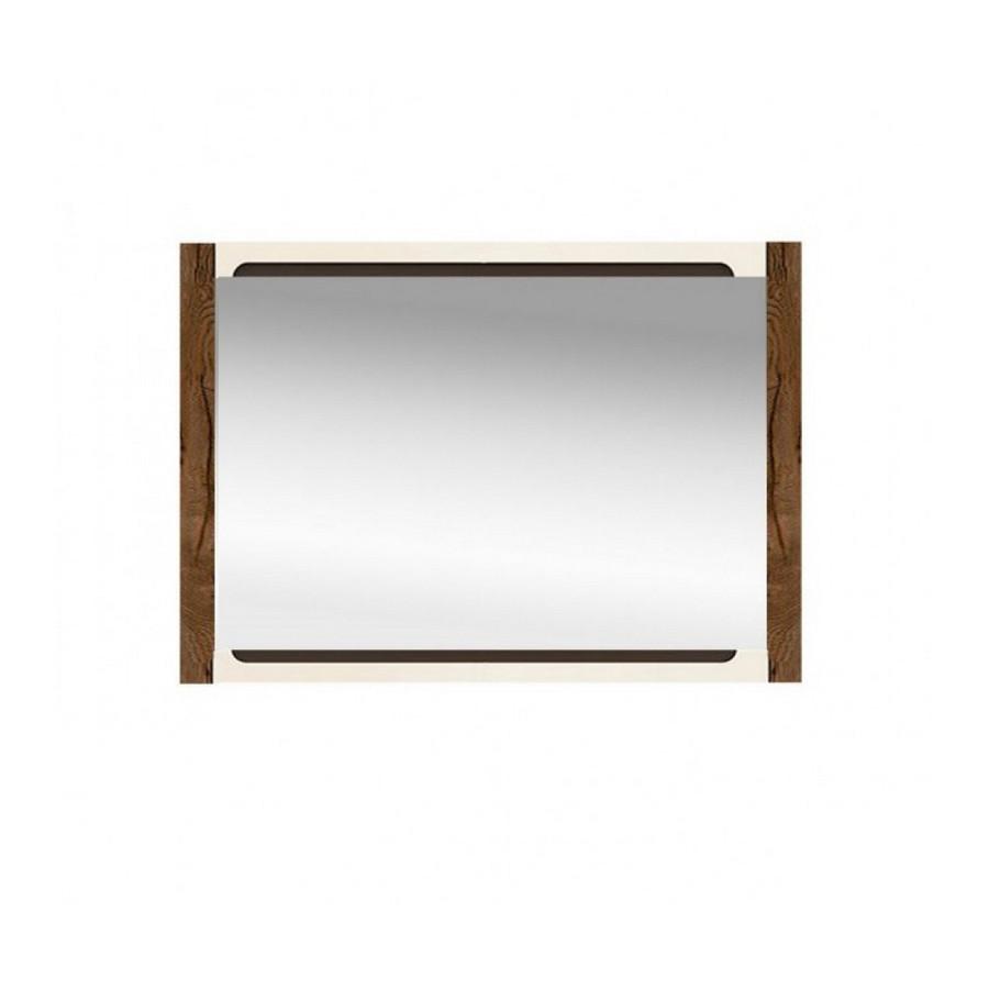 Зеркало LUS/104 в гостиную из ДСП и МДФ Эрика