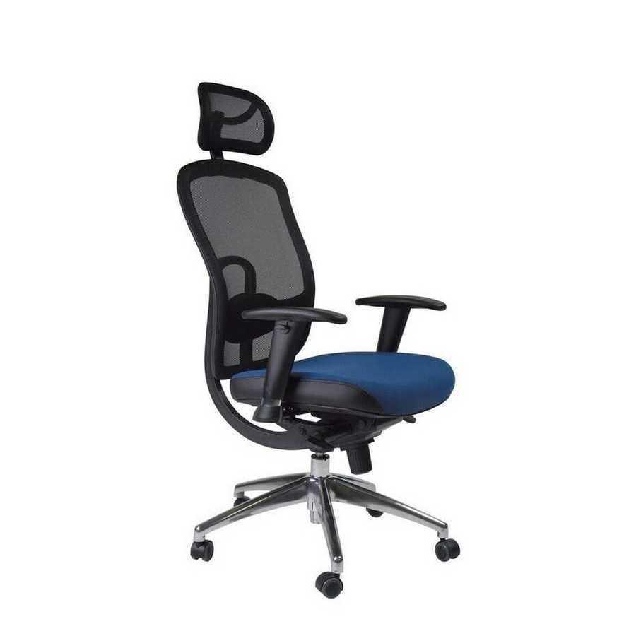 Кресло офисное LUCCA, blue Office4You