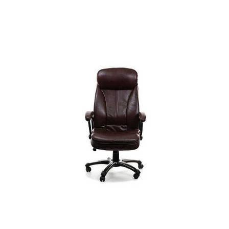 Кресло офисное CAIUS, Brown Office4You, фото 2