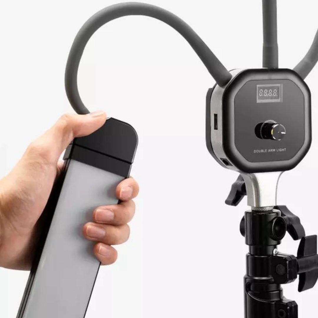 Акция! Профессиональный светильник для фото, видеосъёмки BY-W580. Свет для тик ток, Инстаграм, Ютубера