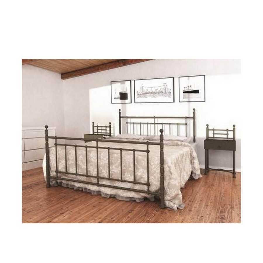 Кровать Неаполь 90х190 см. Металл-Дизайн