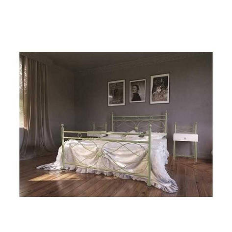 Кровать Виченца 90х190 см. Металл-Дизайн , фото 2