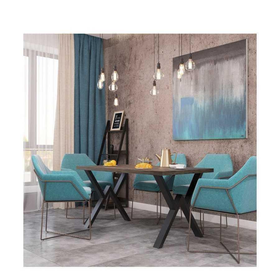 Стол обеденный Виннер 160 см. Металл-Дизайн