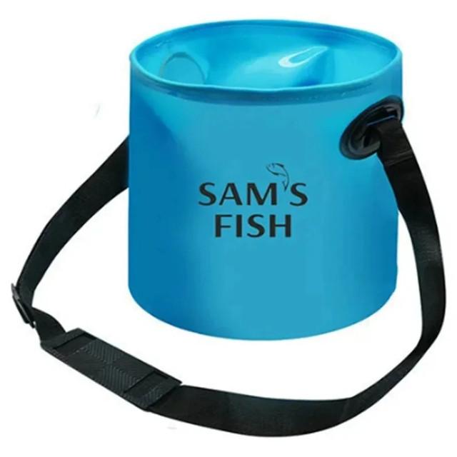 Рыболовные сумки и ведра