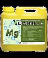 Удобрение для предпосевной обработки семян овощей весной Хелатин Магний, 10 литров, ТД Киссон