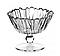 Конфетница Aurora Pasabahce 95833 ваза на ножке (цвет: ХРОМ), фото 9