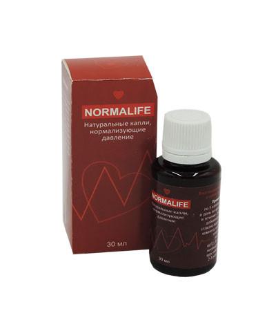 NORMALIFE - капли от гипертонии (Нормалайф)
