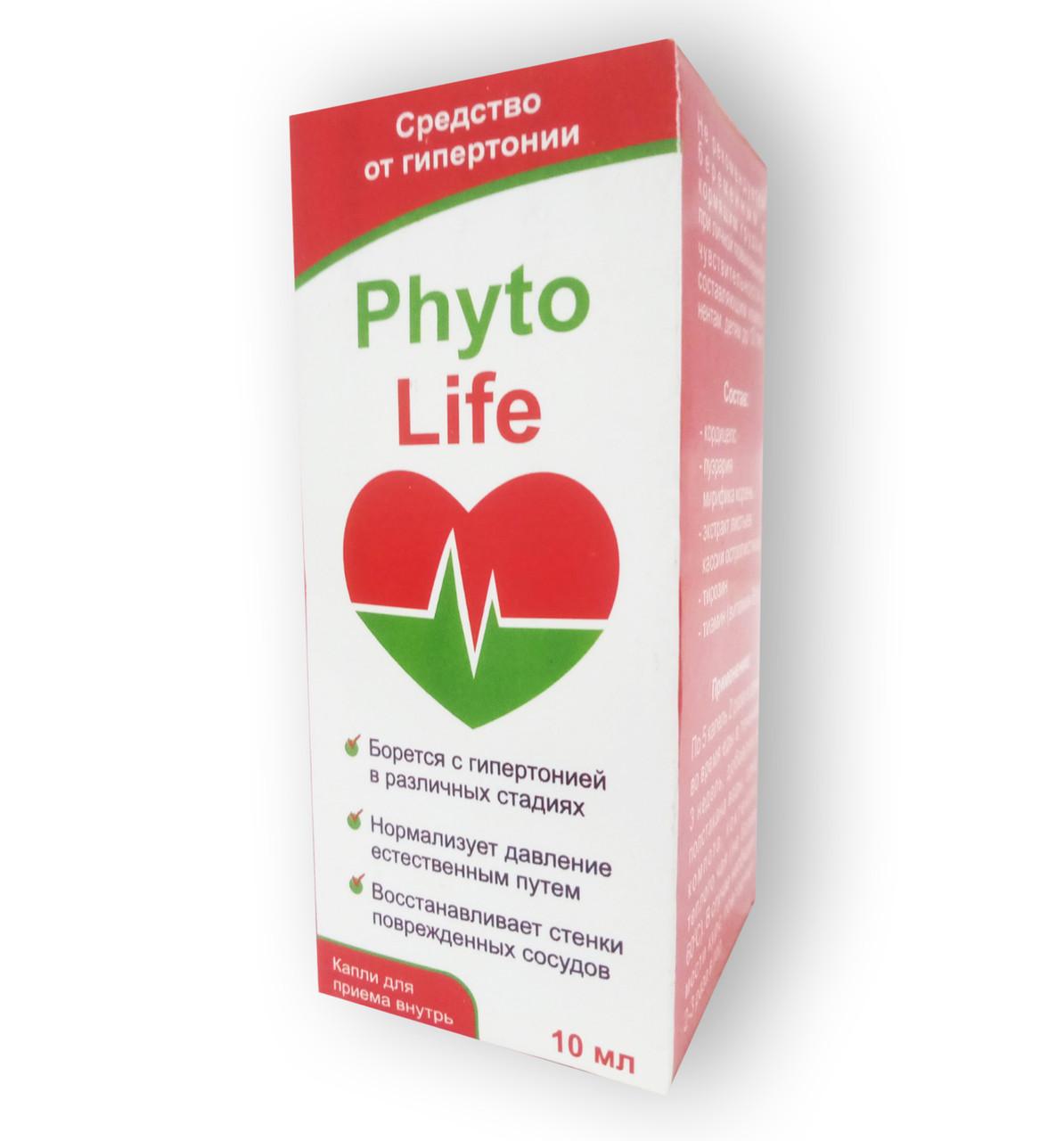 Phytolife - Капли от гипертонии (ФитоЛайф)