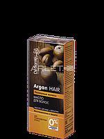 Масло для волос  с маслом арганы и кератином (Восстановление и Защита) - Dr.Sante Argan Hair 50мл.