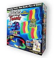 Гоночный трек Magic Tracks гоночная трасса на 220 деталей