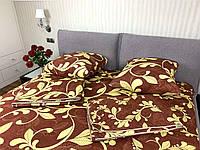 """Комплект """"Дуэт"""" летние одеяло полуторное (2 шт.), простынь евро размер (1 шт.), наволочка 70/70 (2 шт.)."""