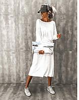 Женское платье из шелка (42-46), фото 1