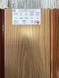 Двери гармошка Vinci Decor Дуб  межкомнатные , глухие, складные, раздвижные, пластиковые, скрытые (без стела), фото 3