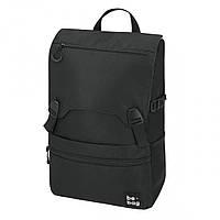 50028757 Рюкзак Herlitz be.bag be.smart Black черный