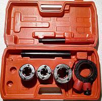 """Набір клупи для нарізки різьблення 1/2""""; 3/4""""; 1"""" Intertool SD-8003"""
