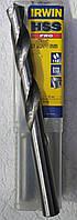 Сверло по металлу Irwin HSS Pro 13.0 мм 1 шт,Дания