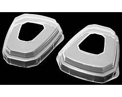 Держатель для пылевого фильтра для респиратора  VITA Сталкер-2,Химик2 ,фильтров 3М серии 6000 (Пара)