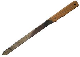 Нож для резки минеральной ваты и пенопласта Richmann С9141