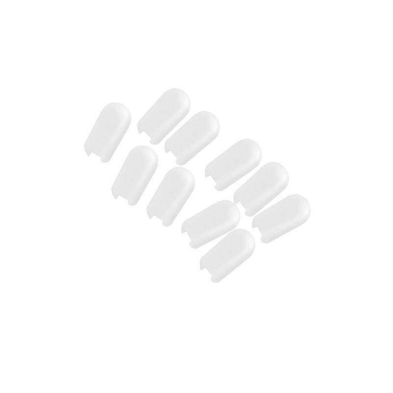 Заглушка для светодиодного неона 8x16, Белый