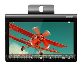 Планшет Lenovo Yoga Smart Tab YT-X705F 4/64 LTE (ZA530006UA) Iron Grey.