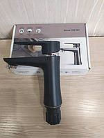 Смеситель для умывальника из термопластичного пластика Brinex 35B 001 черный