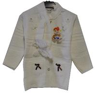 Кофта вязаная,детская для девочки от 1-3 лет.Детская одежда оптом.