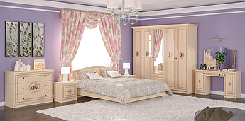 Спальня Флоріс Mebelservice Комплект