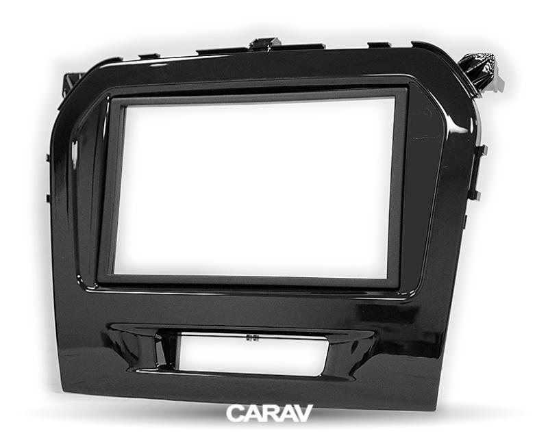 Suzuki Vitara Carav 11-631 рамка магнитолы на сузуки