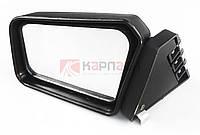 Зеркало боковое ВАЗ 2101-09 в сборе на пружине (форма 2108)