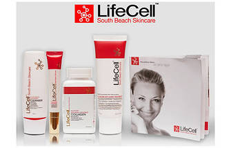 Универсальный антивозрастной крем LifeCell South Beach Skincare All In One Anti-Aging Treatment 75 ml, фото 2
