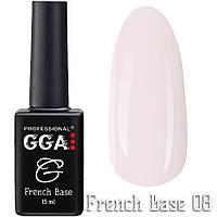French Base GGA Professional № 8, 15мл