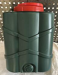 Рукомийник умивальник дачний пластиковий 15 літрів