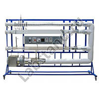 Типовой комплект учебного оборудования «Газовая динамика вентиляционных систем» ГД-ВЕНТ-017-10ЛР